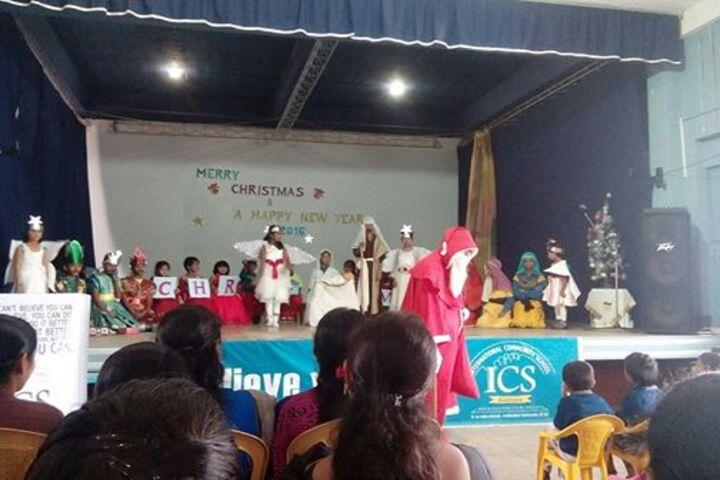 International Community School Junior College-Christmas Program