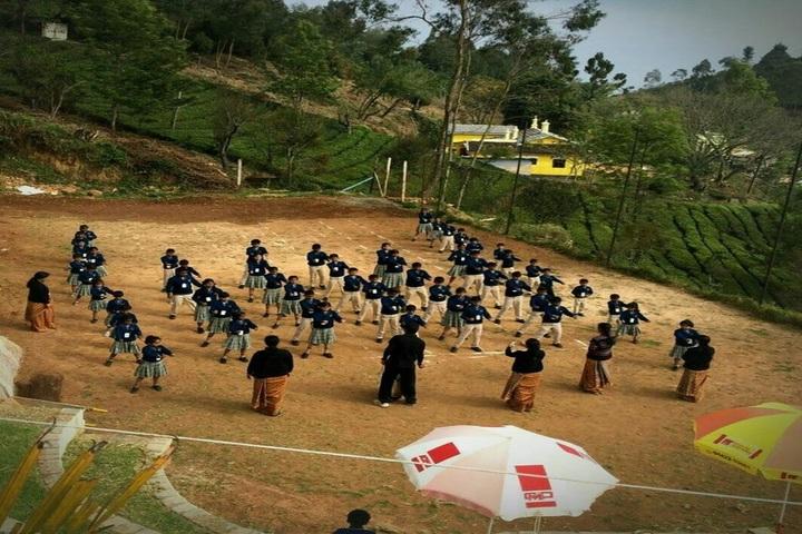 International Community School Junior College-Drill