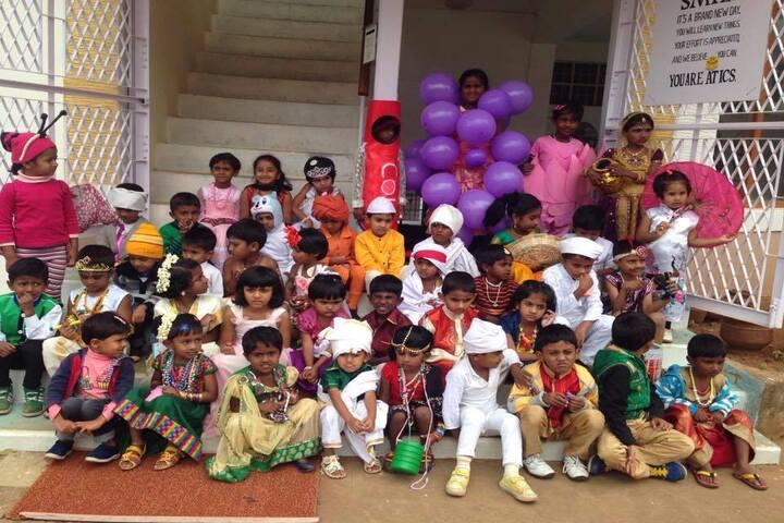 International Community School Junior College-Fancy Dress