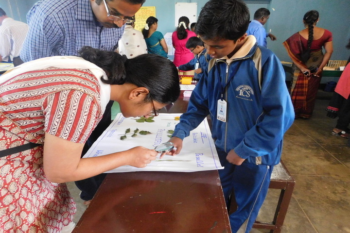International Community School Junior College-Science Exhibition