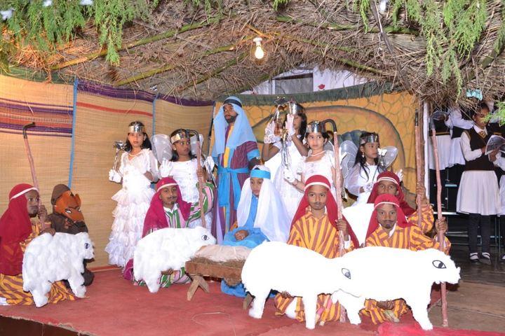 Kodaikanal Public School-Christmas Celebration