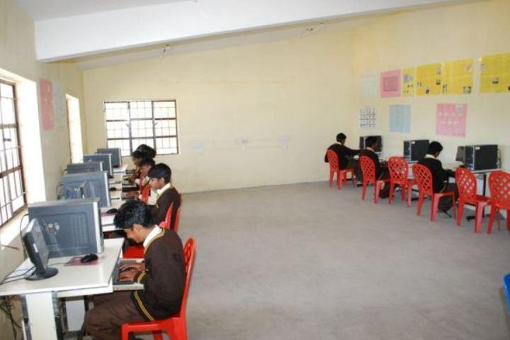 Kodaikanal Public School-Computer Lab