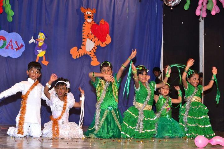 Kodaikanal Public School-Dance