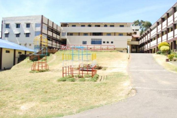 Kodaikanal Public School-Play Area