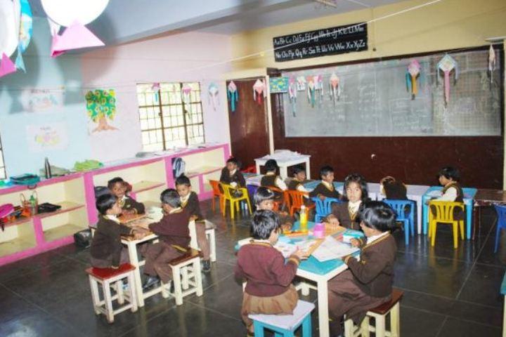 Kodaikanal Public School-Primary Class Room
