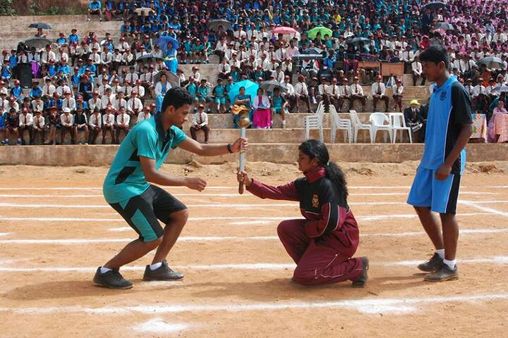 St Judes Public School Junior College-Annual Sports Meet