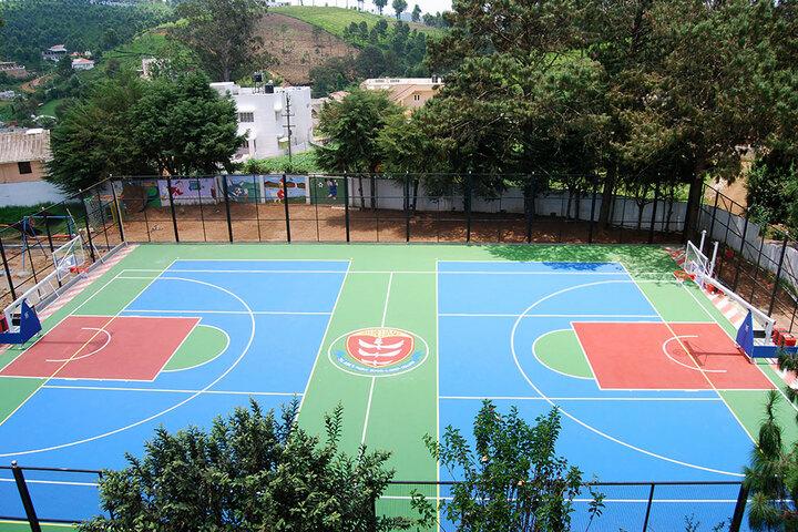 St Judes Public School Junior College-Basket Ball Court