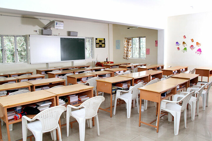 St Judes Public School Junior College-Class Room