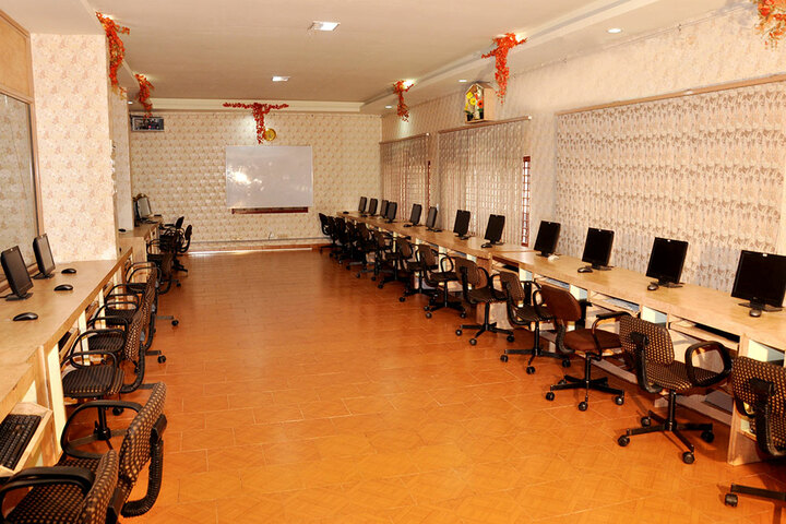 St Judes Public School Junior College-Computer Lab
