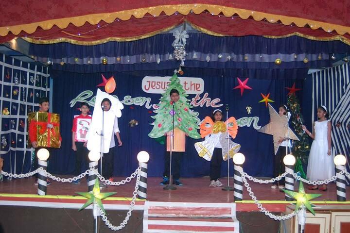 St Judes Public School Junior College-Drama