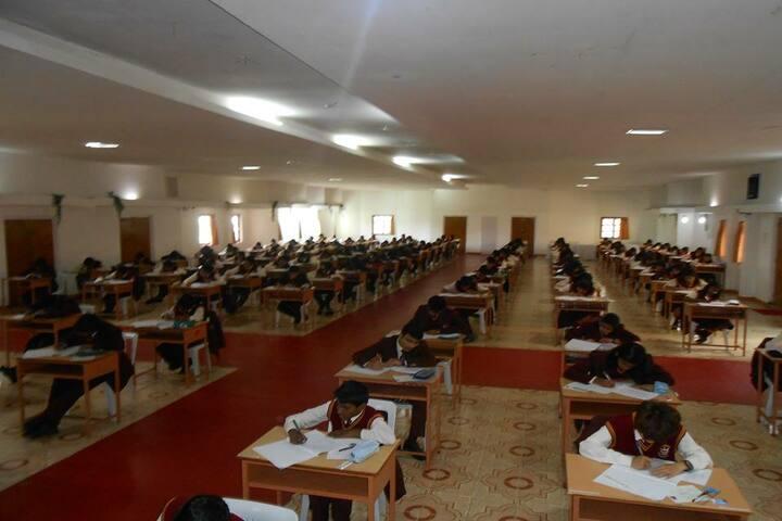 St Judes Public School Junior College-Examination Room