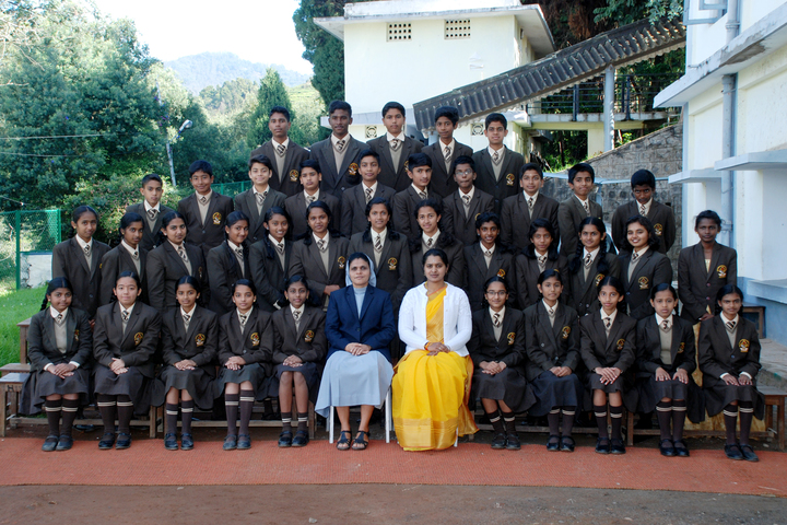 Holy Innocents School Junior College-Class Group Photo