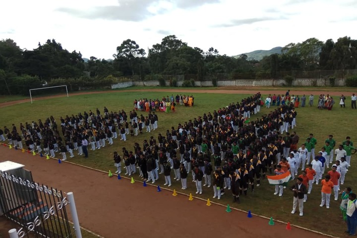 Holy Innocents School Junior College-Independence Day Celebration