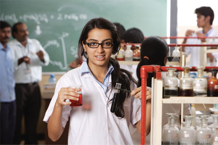 Sishya-Chemistry Lab