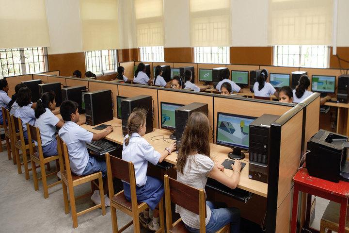 Sishya-Computer Lab