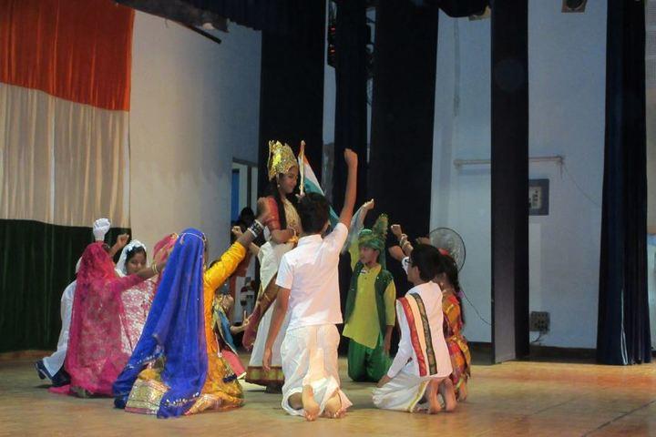 Sishya-Independence Day
