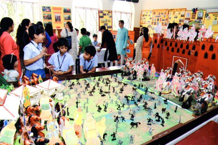 Sishya-School Exhibition