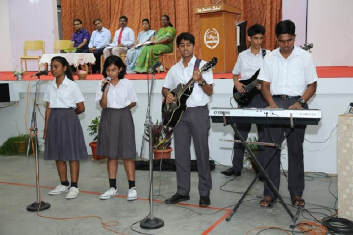 Ida Scudder School-Music Competition