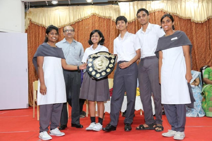 Ida Scudder School-Prize Distribution