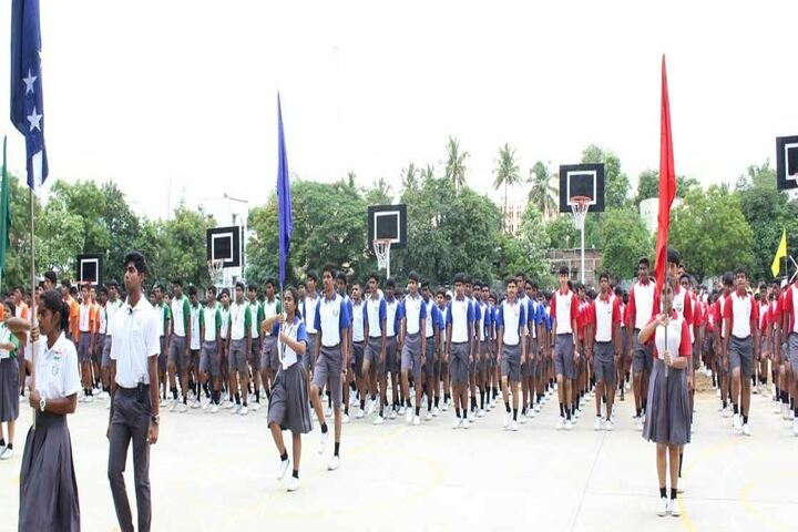 Ida Scudder School-Annual Sports Meet