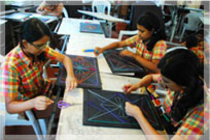 Abacus Montessori School-Art