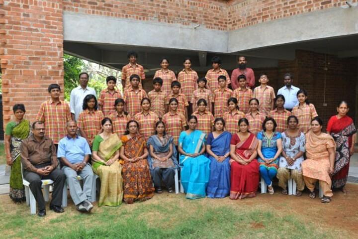 Abacus Montessori School-Class Photo
