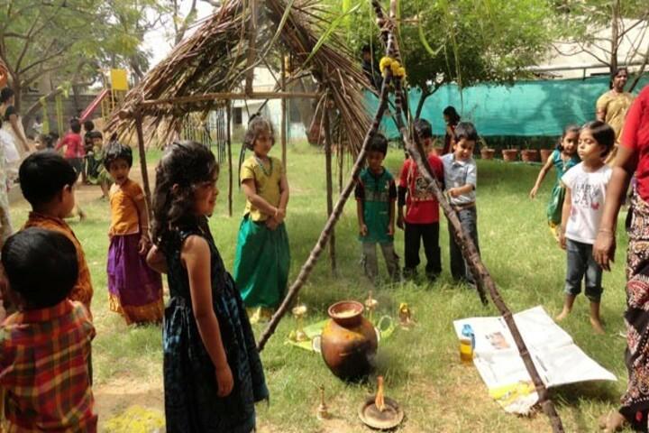 Abacus Montessori School-Festival Celebration