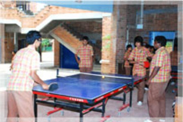 Abacus Montessori School-Indoor Games