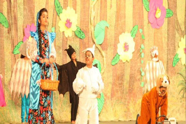 The Vikasa School-Curiculum Day