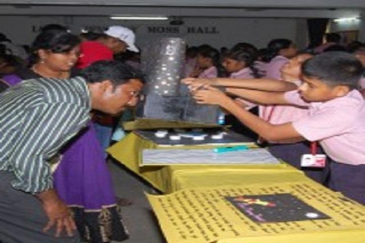 The Vikasa School-Science Day