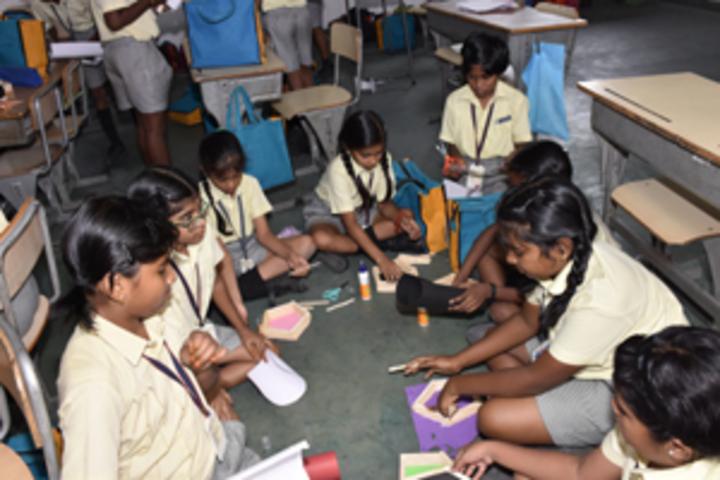 Lakshmi School-Craft