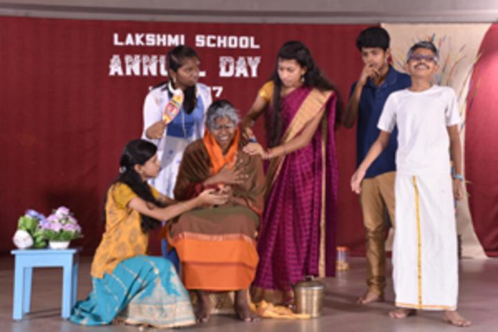 Lakshmi School-Drama