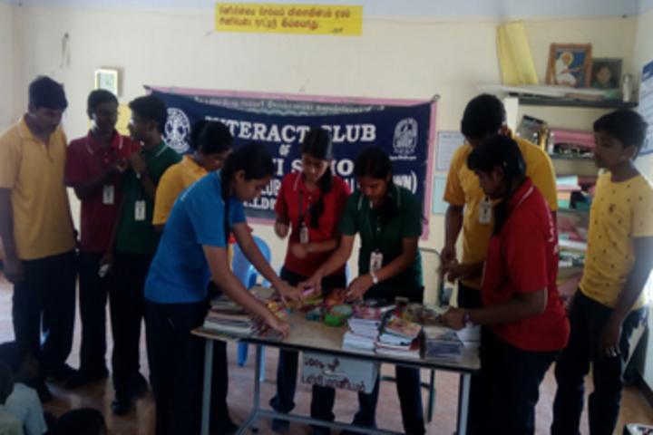 Lakshmi School-Interact Club