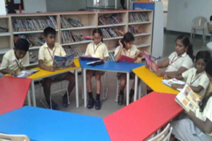 Lakshmi School-Junior Library