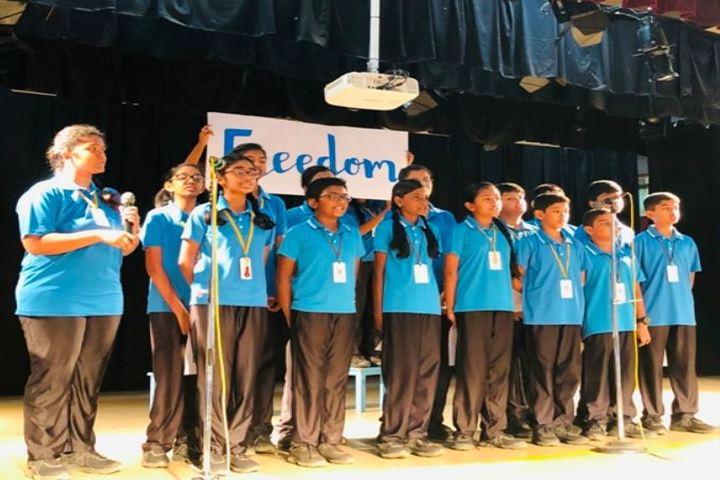 Lakshmi School-Music Competition
