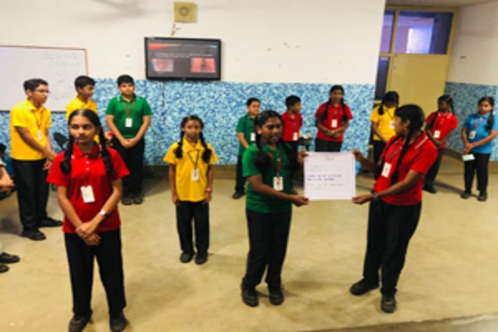 Lakshmi School-Science Forum