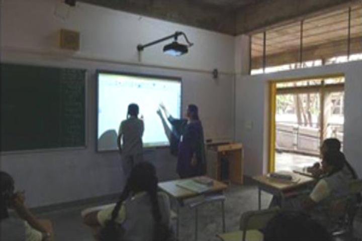 Lakshmi School-Smart Class