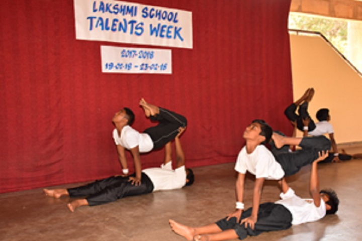 Lakshmi School-Yoga