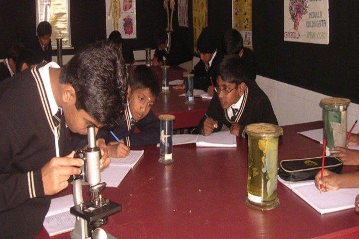 Riverside Public School-Biology Lab
