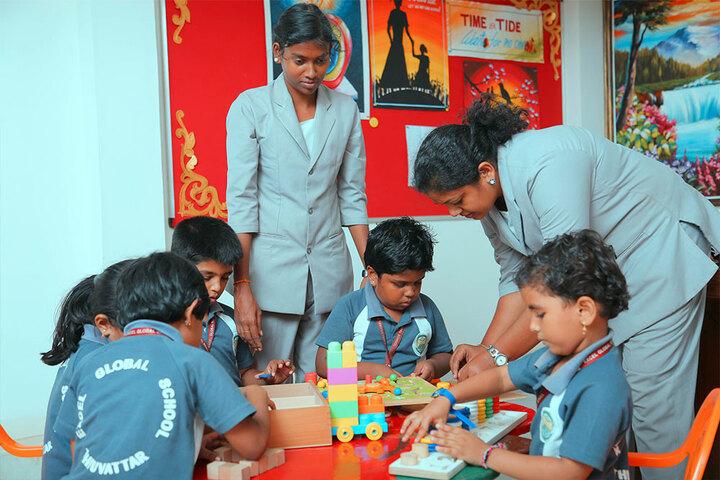 Excel Central School-Activity Room