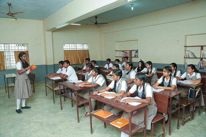 Excel Central School-Class Room