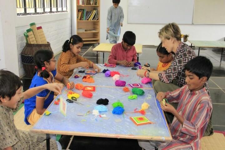 Isha Home School-Activity