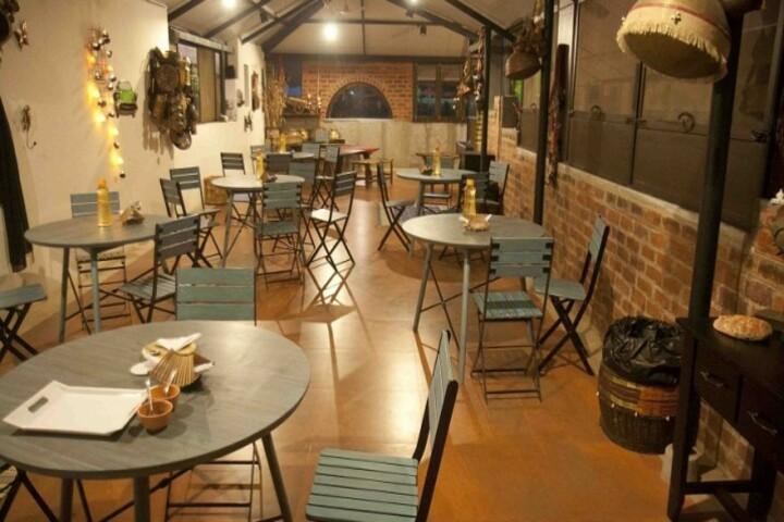 Isha Home School-Cafeteria
