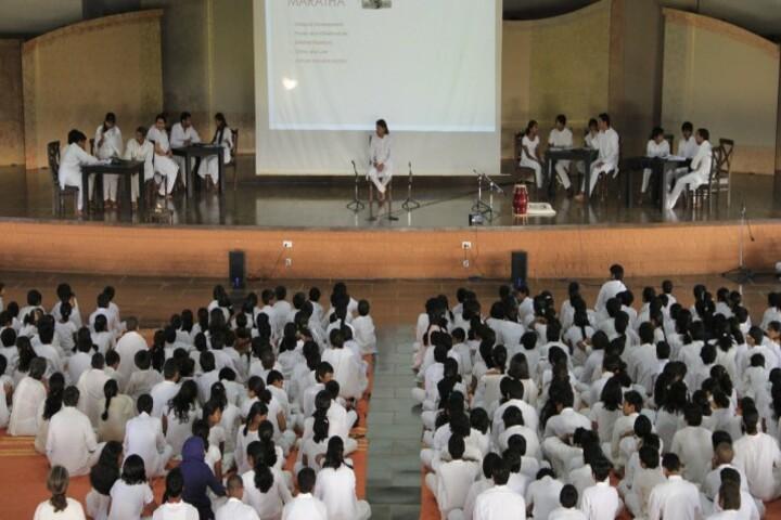 Isha Home School-Multi Purpose Hall