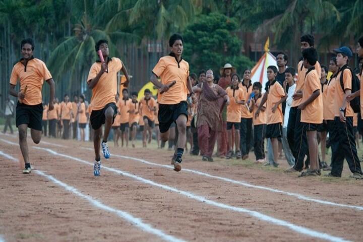 Isha Home School-Running