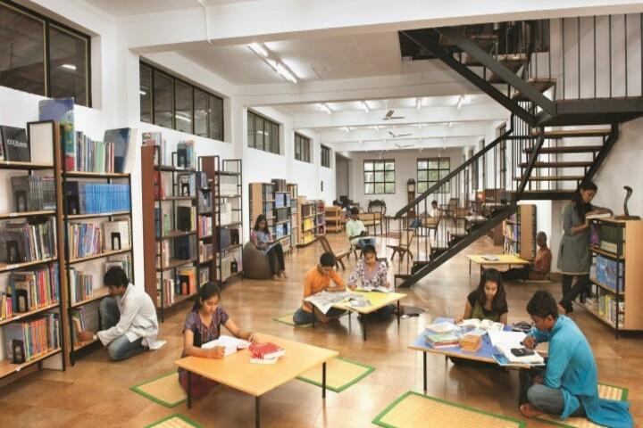 Isha Home School-Senior Library