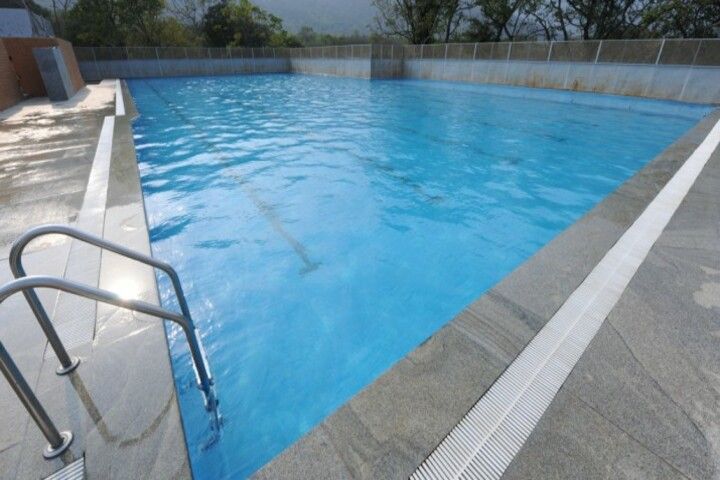 Isha Home School-Swimming Pool