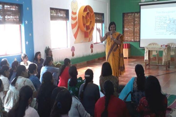 Chettinad Hari Shree Vidyalayam-Awareness