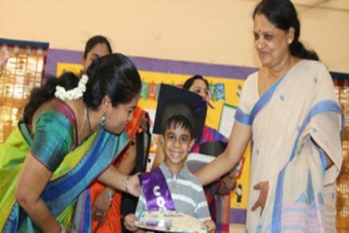 Chettinad Hari Shree Vidyalayam-Graduation Day
