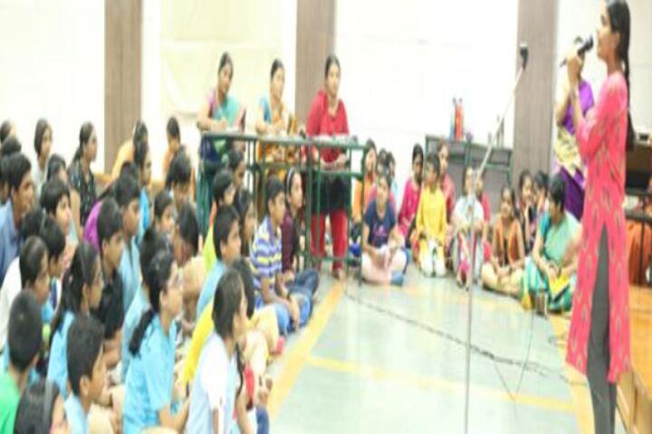 Chettinad Hari Shree Vidyalayam-Inter House Event